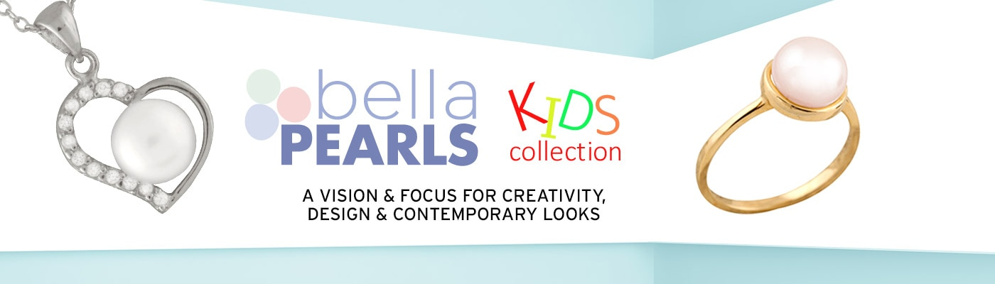 Bella Pearls Kids Collection