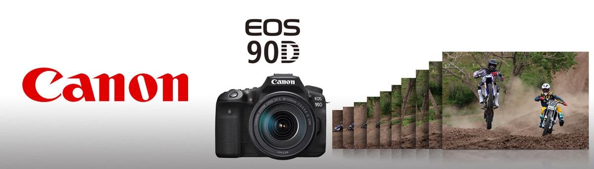 Cannon EOS 90D