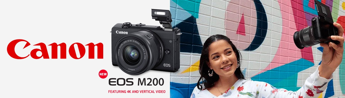 EOS EOS M200