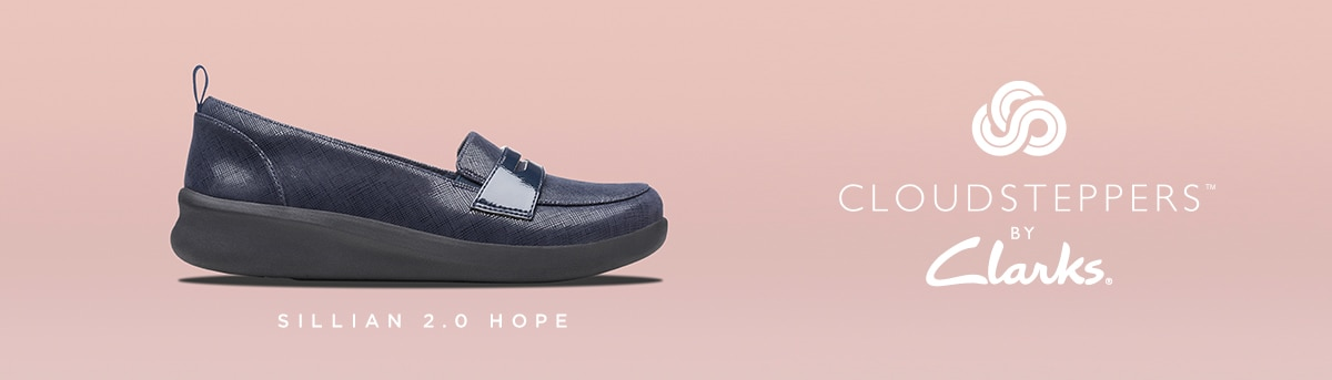 Cloudsteppers by Clarks