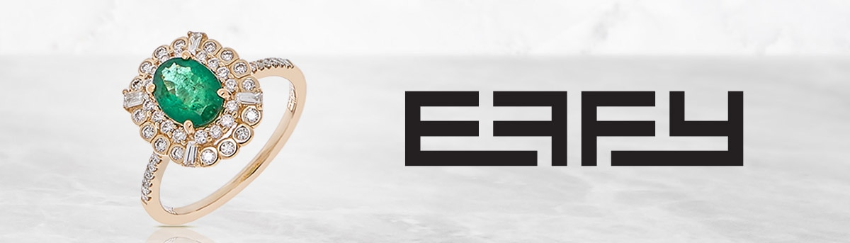 EFFY Brand Header
