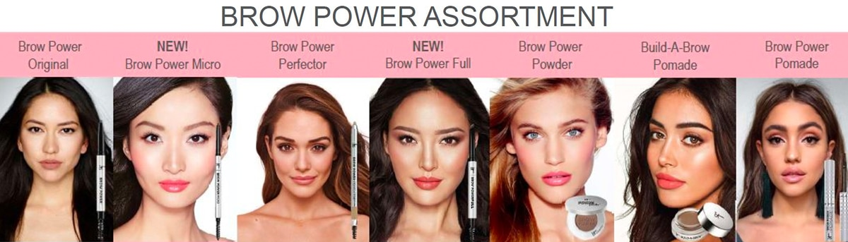 Brow Power Assortment