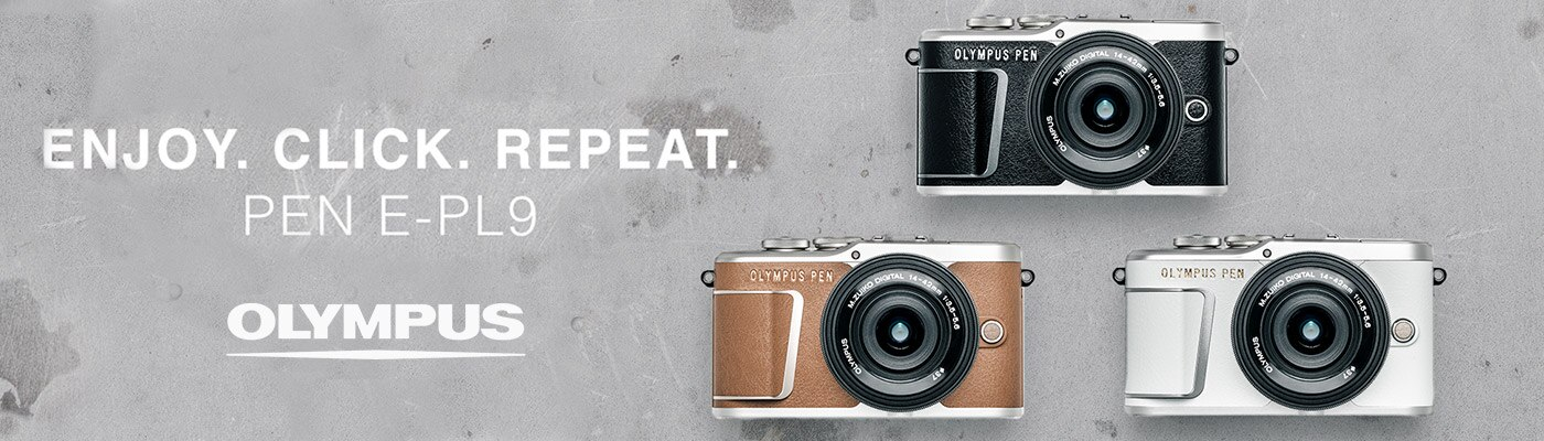olympus enjoy click repeat