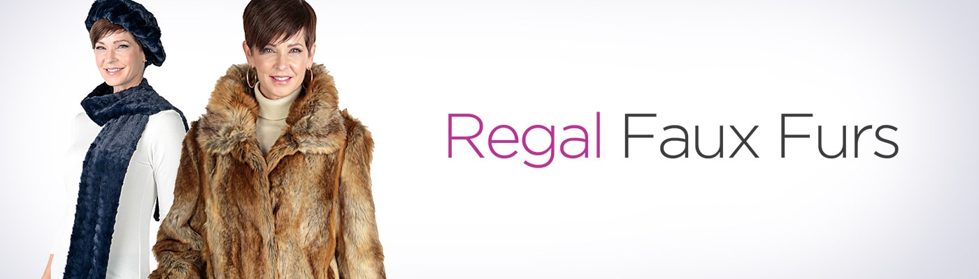 Regal Faux Furs