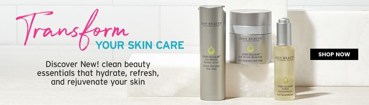 Clean Beauty Launch