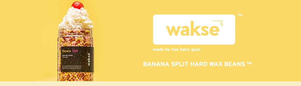 wakse banana split header