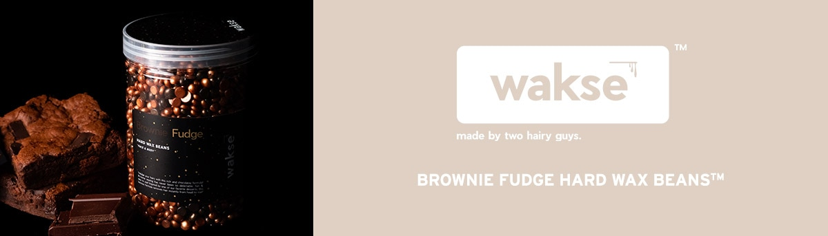 brownie fudge wax beans
