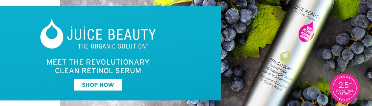 Juice beauty new retinol serum