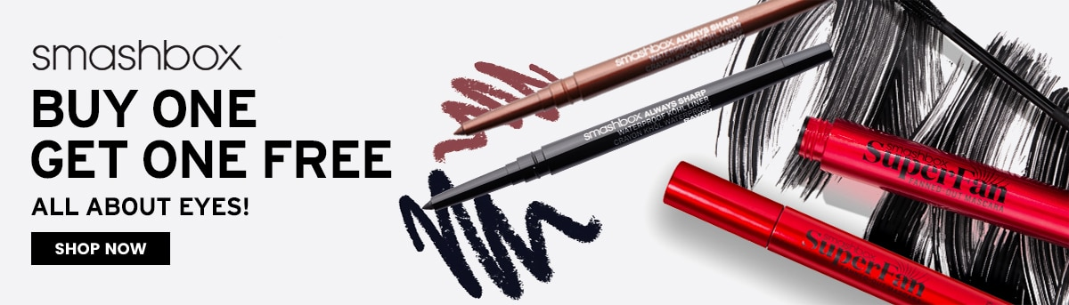 smashbox buy one get one free offers
