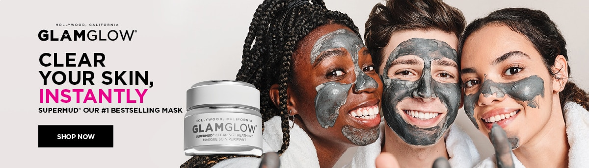 GLAMGLOW SUPERMUD BEST SELLING MASK