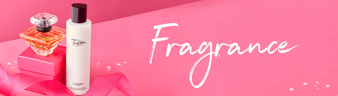 Fragrances Header
