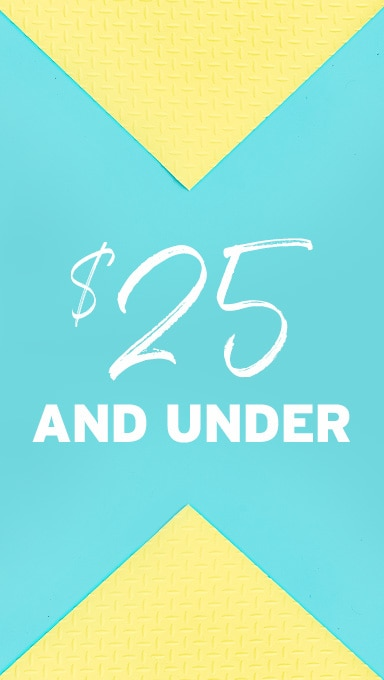$25and under