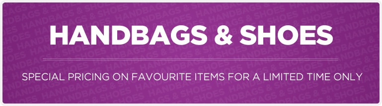 Handbags & Shoes Clearance