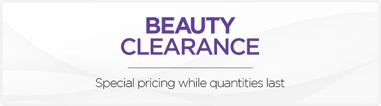 Beauty Clearance