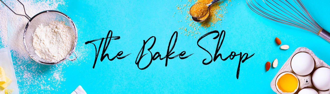 The Bake shop Header