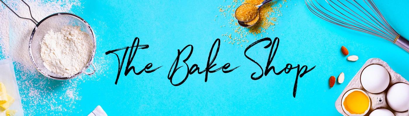 The Bake shop Header