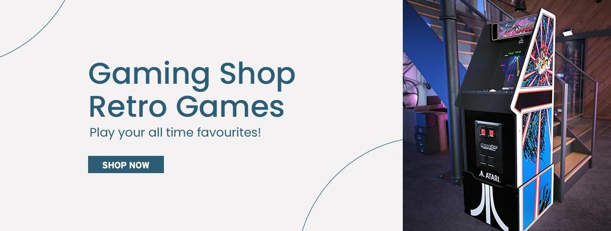 Gaming Shop - Retro Games