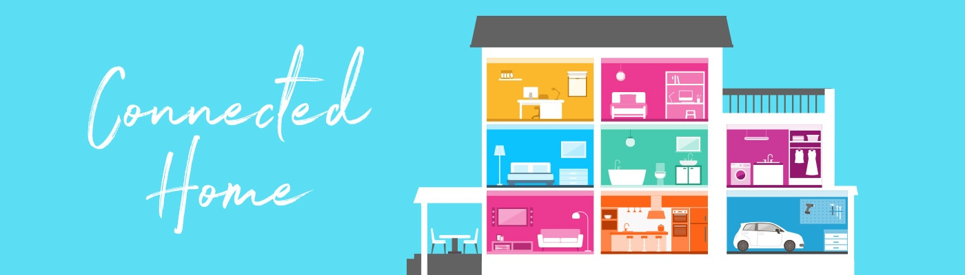 Connected Home Header