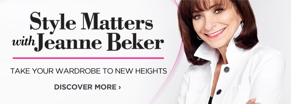 Style Matters with Jeanne Beker