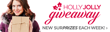 Holly Jolly Giveaway