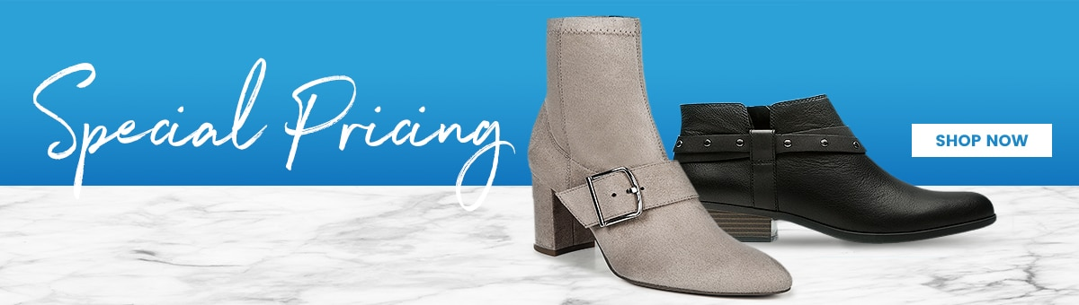 Shoes & Handbags Special Pricing