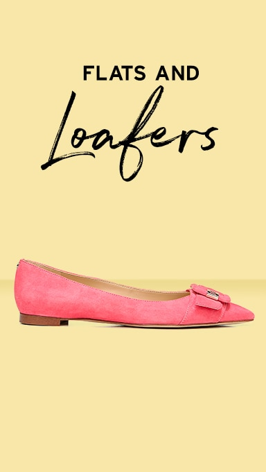 Flats & Loafers