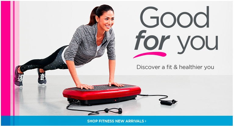 GOOD FOR YOU - Shop Fitness New Arrivals