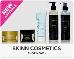 SKINN Cosmetics (post-promo)