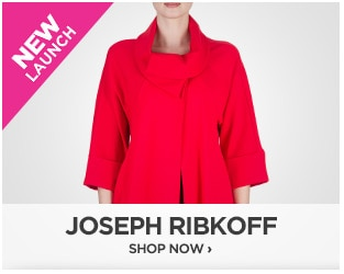 New! Joseph Ribkoff Fashions