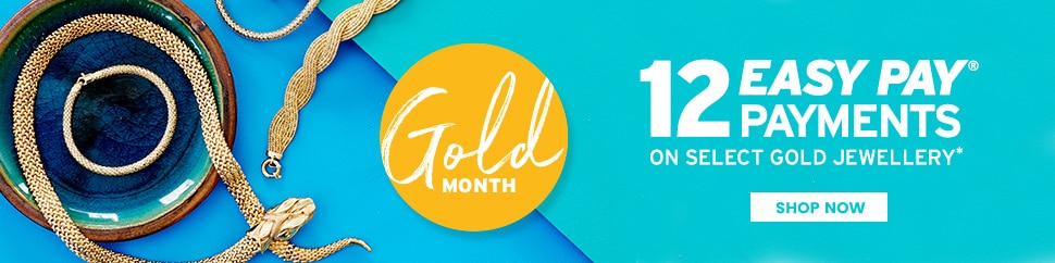 Gold Month + 12 EP on gold assortment