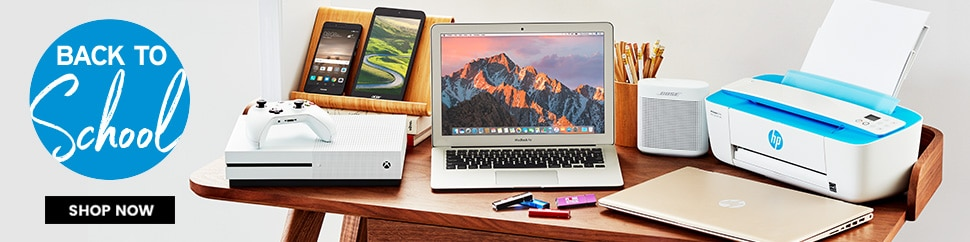 Back to School (Get Tech Ready) - Web Boutique