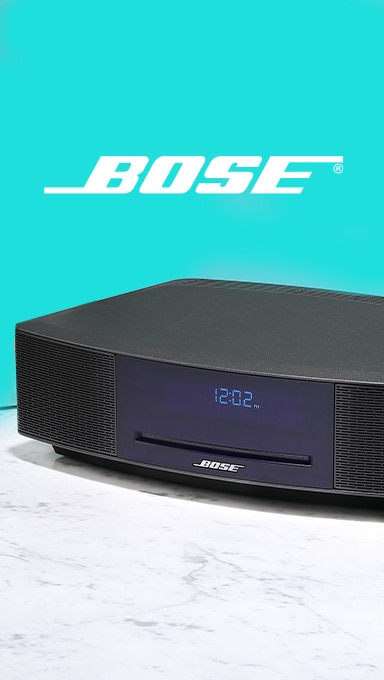 Favourite Electronic Brand: Bose