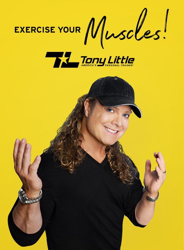Tony Little
