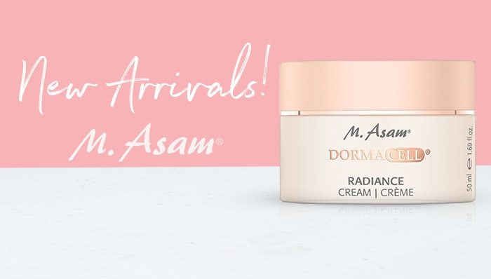 M.Asam New Arrivals feat. Dormacell Radiance Cream