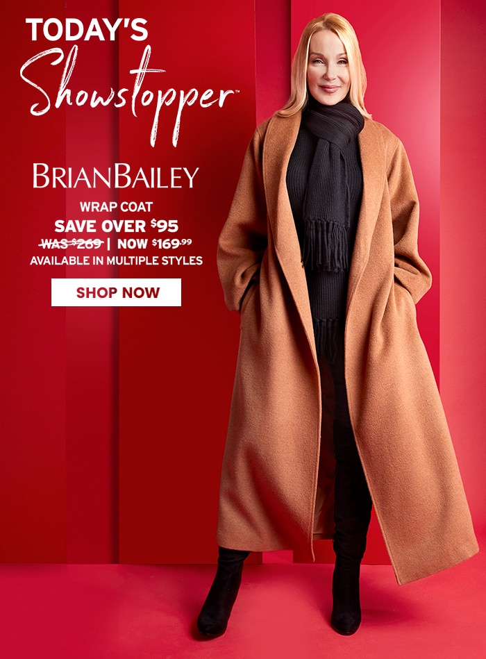 TODAY'S SHOWSTOPPER™ - Brian Bailey