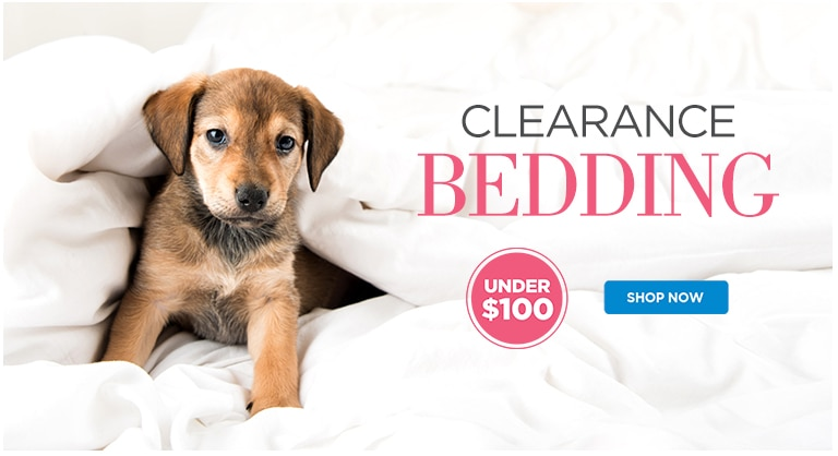 Bedding Clearance Under $100