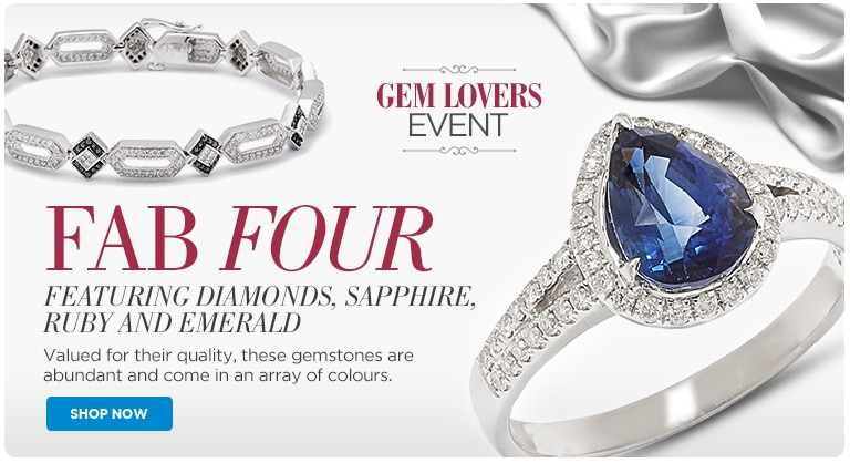 Gem Lovers Event - Feat Fab Four