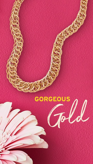 SHOP GOLD JEWELLERY