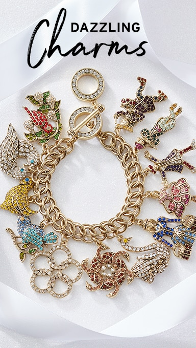 DAZZLING CHARMS