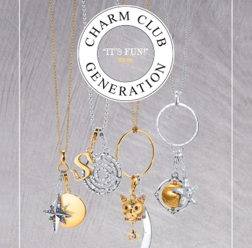 Charm Club Collection
