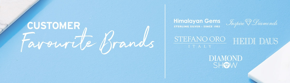 Jewellery Customer Favourite Brands