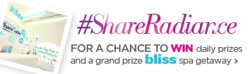 Share Radiance - Summer Beauty Contest