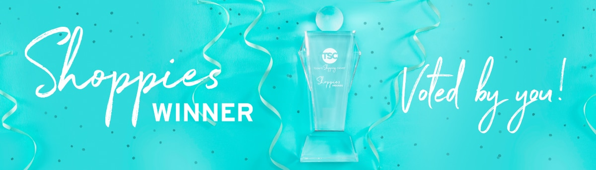 Elizabeth Grant Shoppies Winner