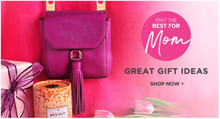 Only The Best For Mom