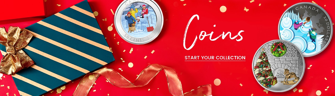 COINS - - HOLIDAY New Releases