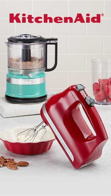 Favourite Kitchen Brand: KitchenAid