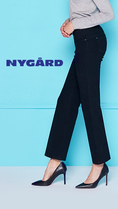 Favourite Fashion Brand: Nygard