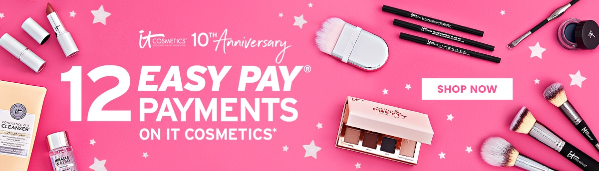 IT Cosmetics 12 Easy Pay Payments