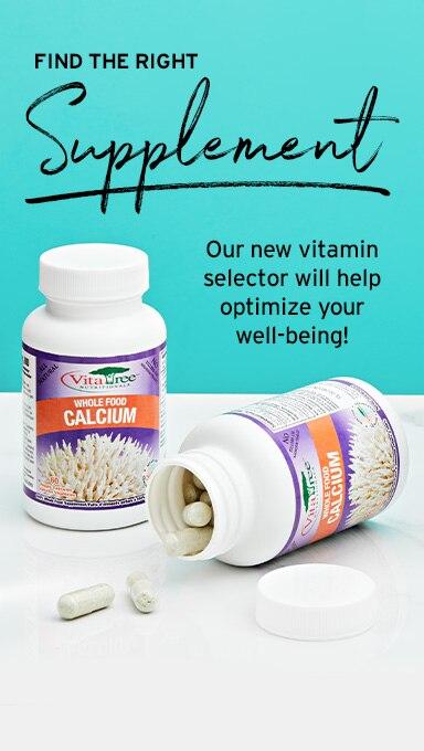 Vitamin Selector Tool