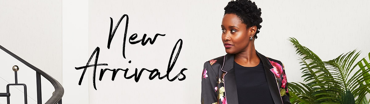Spring Trends - New Arrivals
